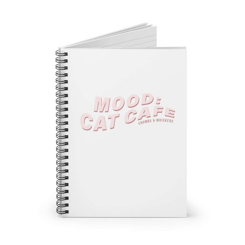 Mood: Cat Cafe | Notebook