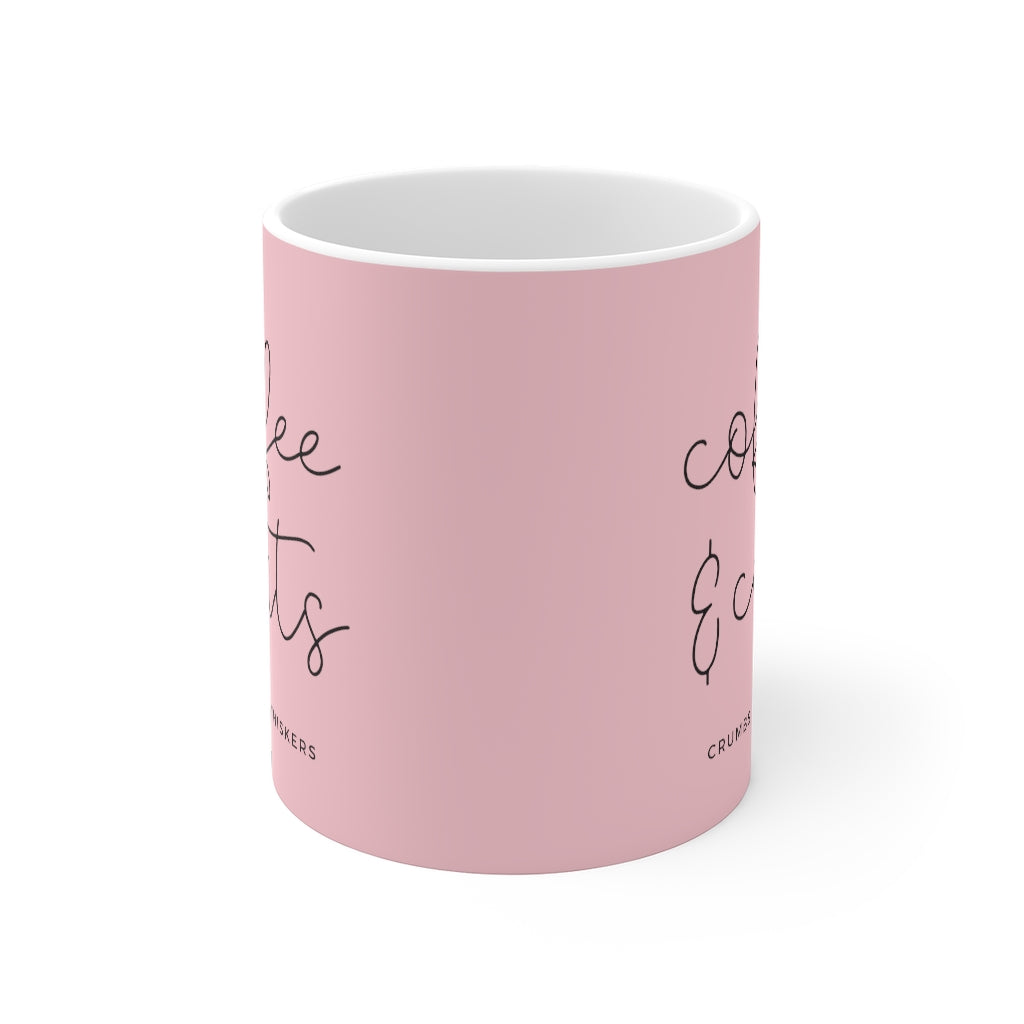 Coffee & Cats (Cursive) | Mug 11oz