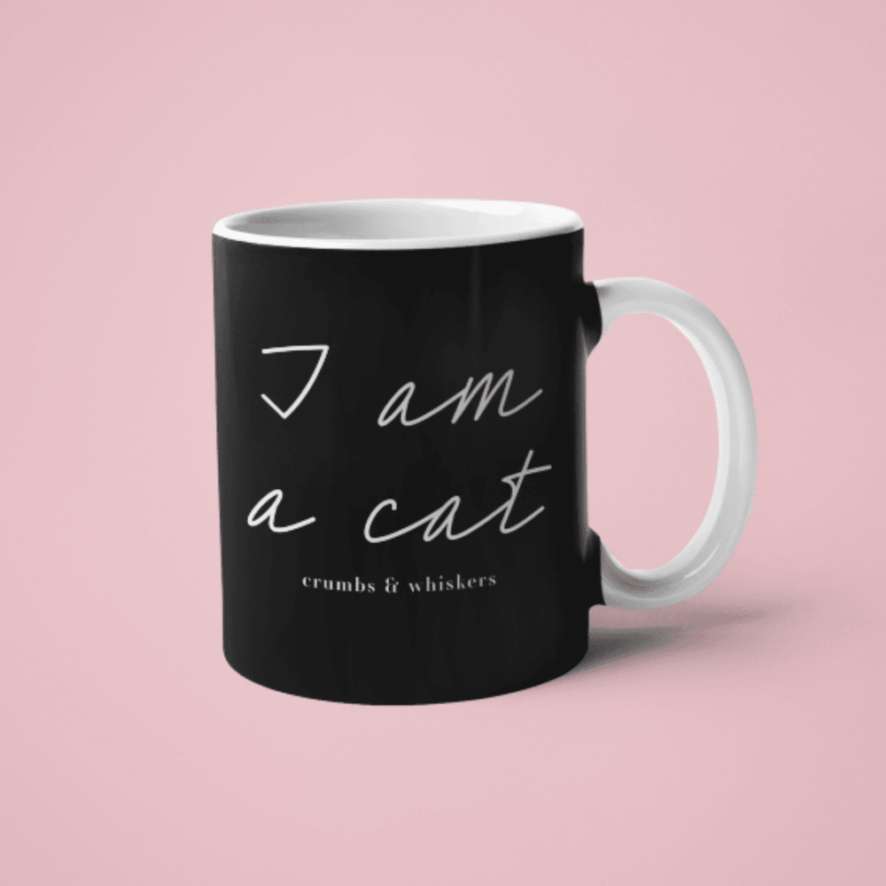 I Am A Cat | Mug 11oz.