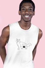 Cat with Coffee | Bro Tank