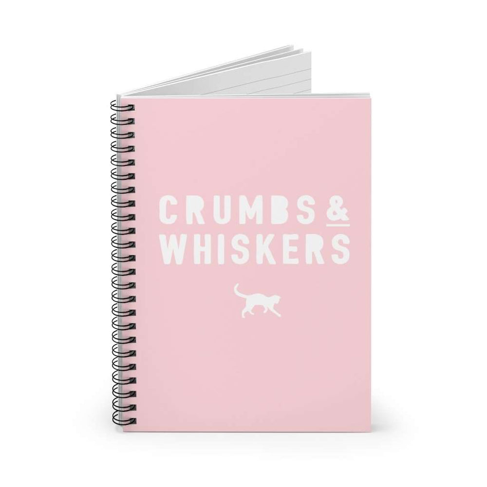 Crumbs & Whiskers | Notebook