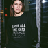 Save All The Cats | Crewneck