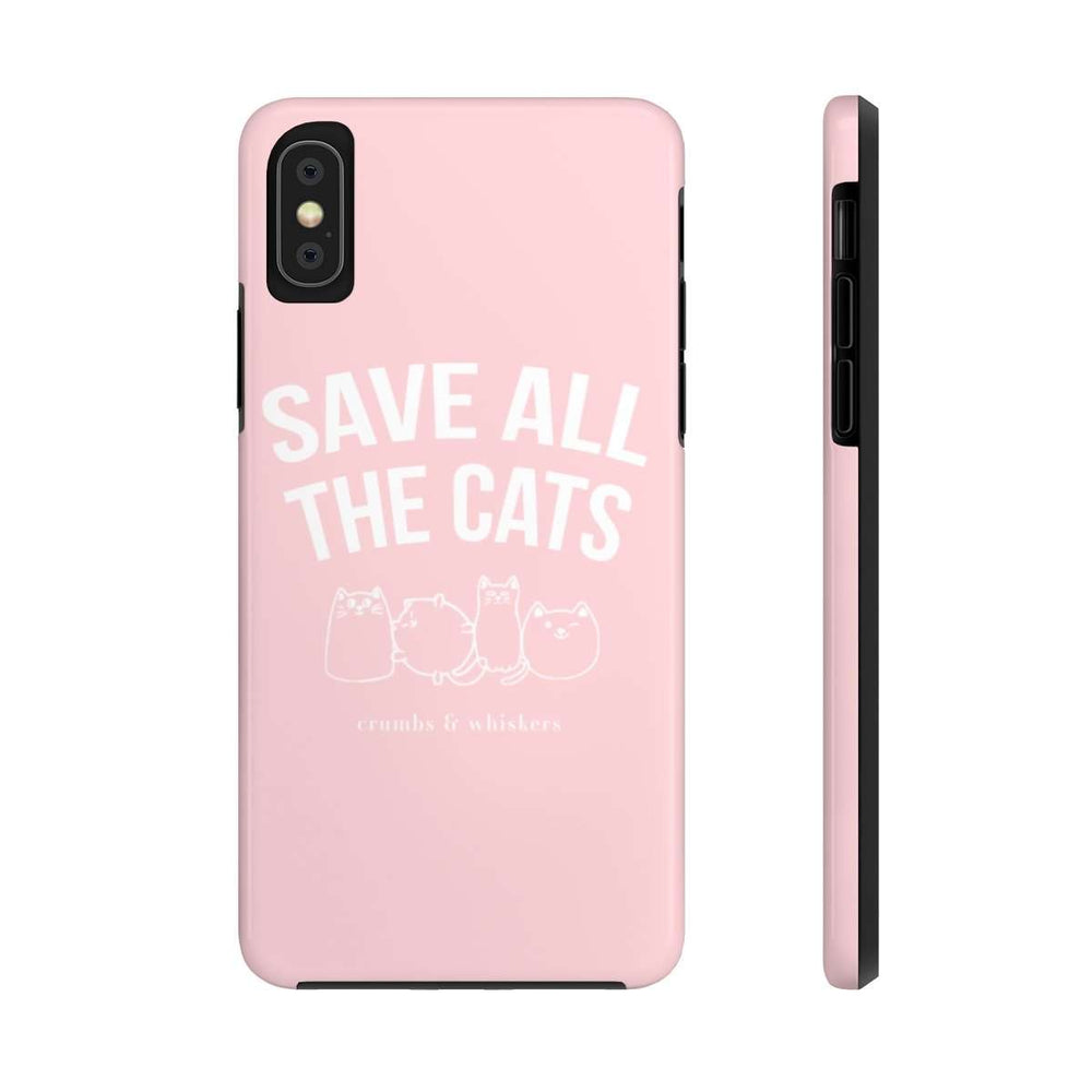 Save All The Cats | Phone Case