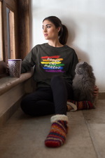 Proud Cat Parent (Black) | Crewneck