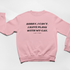 Plans With My Cat | Crewneck