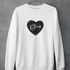 Kitten Heart | Crewneck