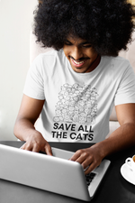 Save All The Cats 2 | Tee