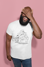 Cats Make Me Happy | Tee