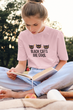 Black Cats Are Cool | Tee