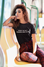 My Friends Are Cats | Tee