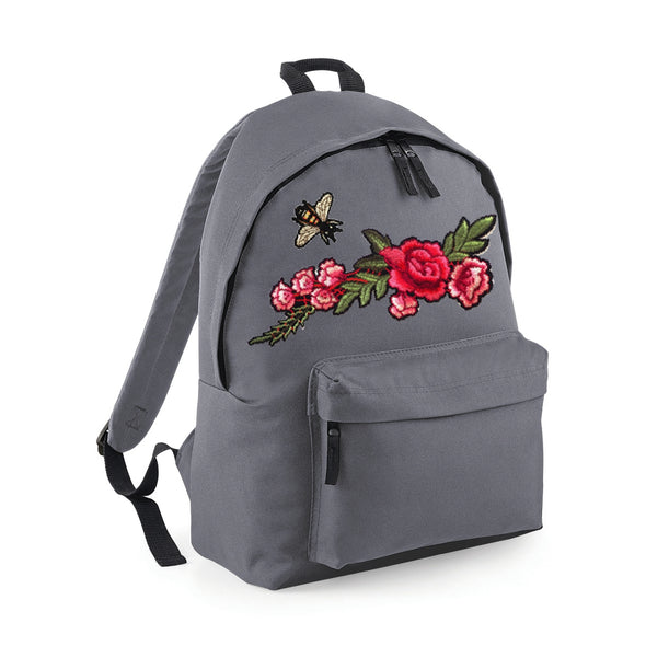 Bee and Rose Branch Maxi Bag