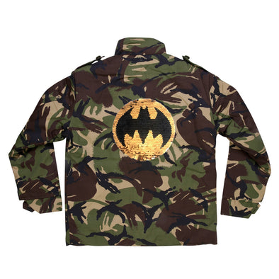 Batman Superman Camo Jacket
