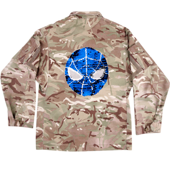 Reversible Spiderman on Lightweight Camo