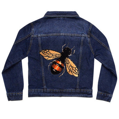 Bee Vintage Denim Jacket