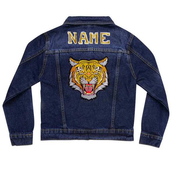 Roaring Tiger Vintage Denim Jacket