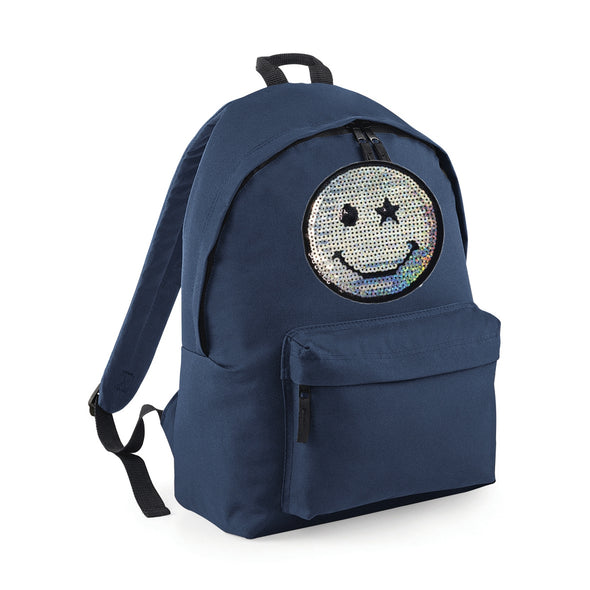 Smiley Face Midi Bag