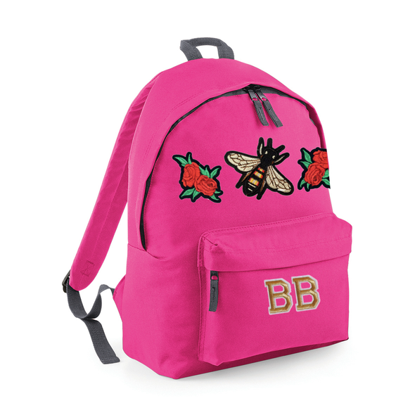 Little Bee and Roses Junior Bag