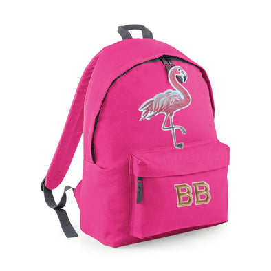 Pink Flamingo Junior Bag