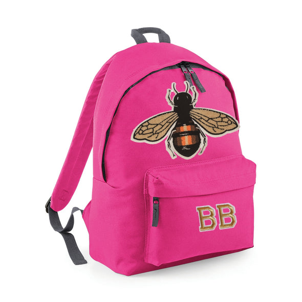 Fluffy Bee Junior Bag