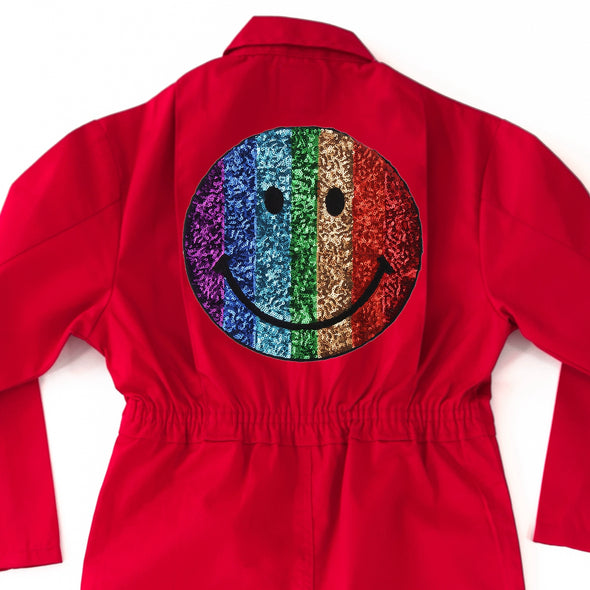 Rainbow Smile Jumpsuit