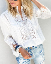 Spelesy New Lace Top