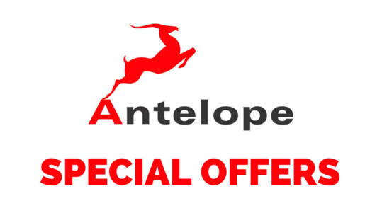 Special Offer from Antelope Audio