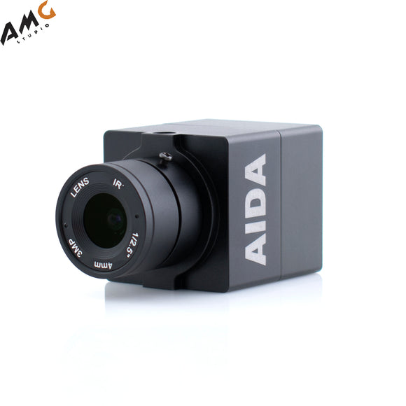 AIDA Imaging HD-100 Full HD HDMI Camera with TRS Stereo Audio Input - Studio AMG