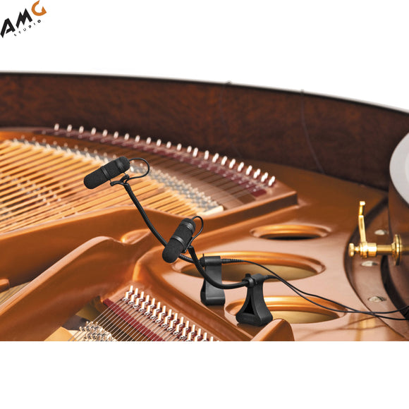 DPA Microphones d:vote 4099P Stereo Microphone Wireless System for Piano VO4099P - Studio AMG