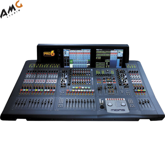 Midas PRO6 Live Audio Mixing System with 64 Input Channels (Installation Package) - Studio AMG