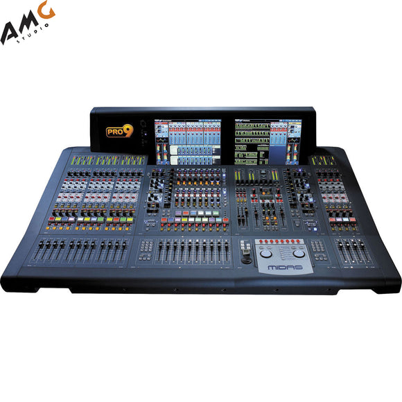 Midas PRO9 Live Audio Mixing System (Touring Package) - Studio AMG
