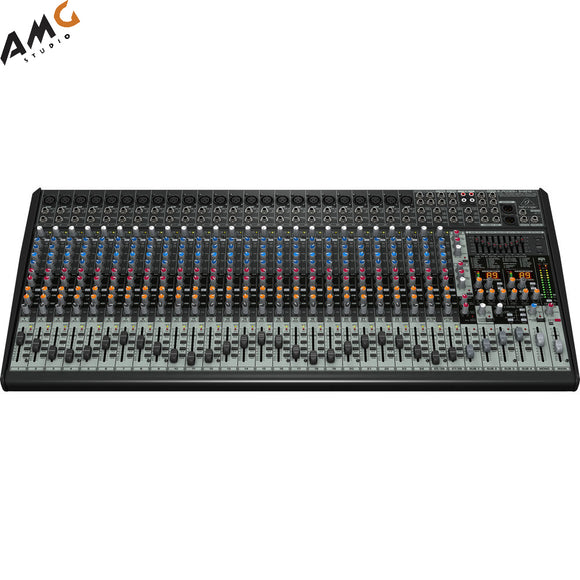 Behringer Eurodesk SX3242FX-PRO - 32-Channel Recording and Sound Reinforcement Console - Studio AMG