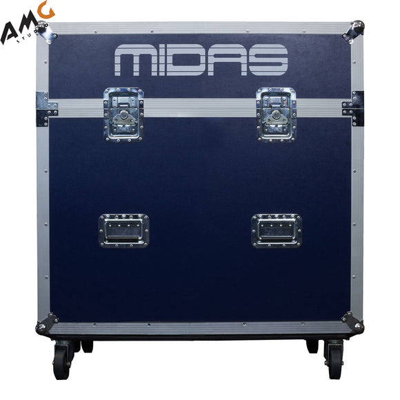 Midas Touring Grade Road Case for PRO2C Live Audio Mixing System - Studio AMG