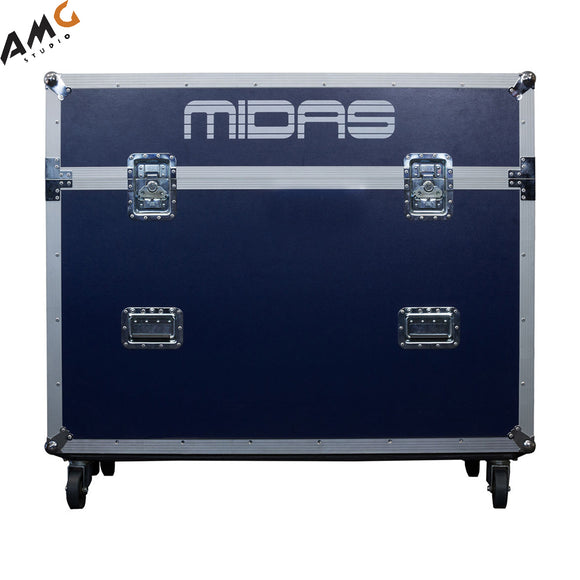 Midas Touring Grade Road Case for PRO2 Live Audio Mixing System - Studio AMG