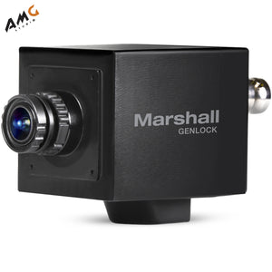 Marshall Electronics CV565-MGB 2.5MP 3G-SDI/HDMI Compact Broadcast Mini Camera - Studio AMG