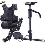 "Steadicam Aero Stabilizer with A-15 Arm, Vest, and 7"" Monitor (No Battery Mount) - Studio AMG"