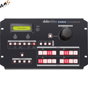Datavideo RMC-185 KMU Controller with Joystick and Preset Buttons For KMU-100 - Studio AMG