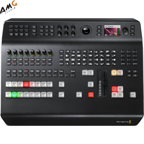 Blackmagic Design ATEM Television Studio Pro HD Live Production Switcher SWATEMTVSTU/PROHD - Studio AMG