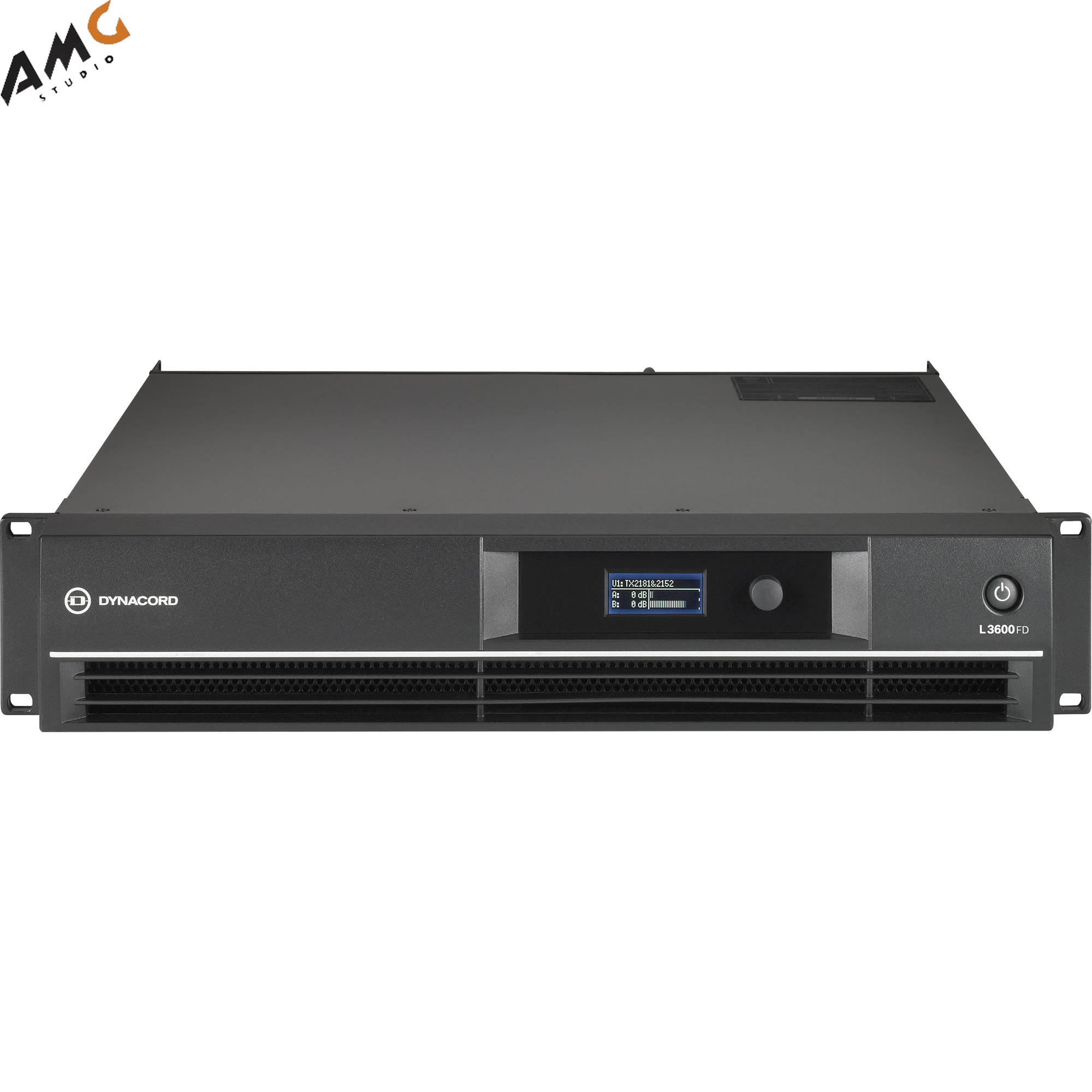 Dynacord L3600FD L-Series FIR-Drive Power Amplifier 3600W L3600FD-US