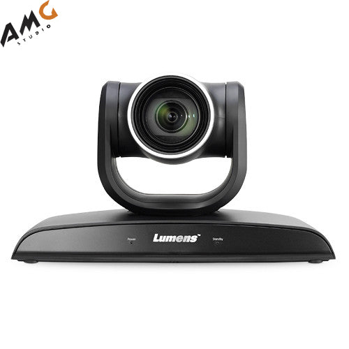 Lumens VC-B30U 2MP 12x Optical Zoom PTZ Camera 1080p 60fps (Black) - Studio AMG