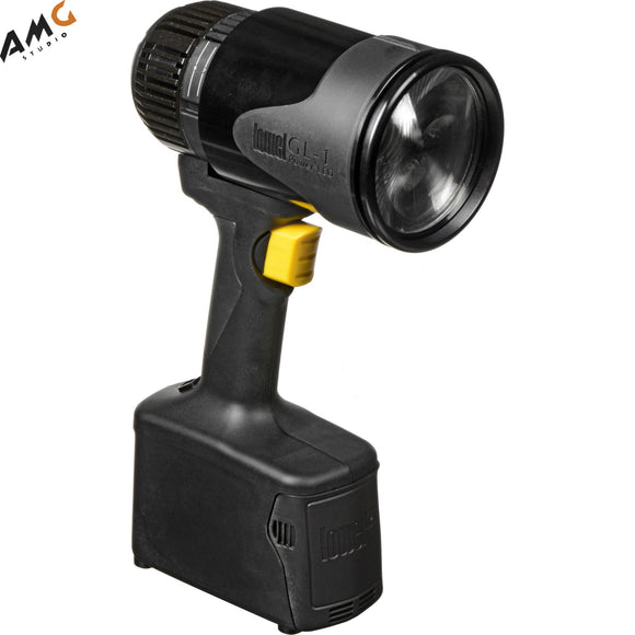 Lowel GL-1 Power LED Portable Handheld Light With Magnifier GL1 GL1LED - Studio AMG