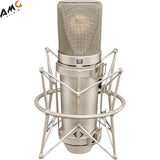 Neumann U 67 Set Large-Diaphragm Tube Condenser Microphone - Studio AMG
