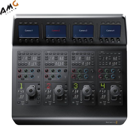 Blackmagic Design ATEM Camera Control Panel SWPANELCCU4 - Studio AMG