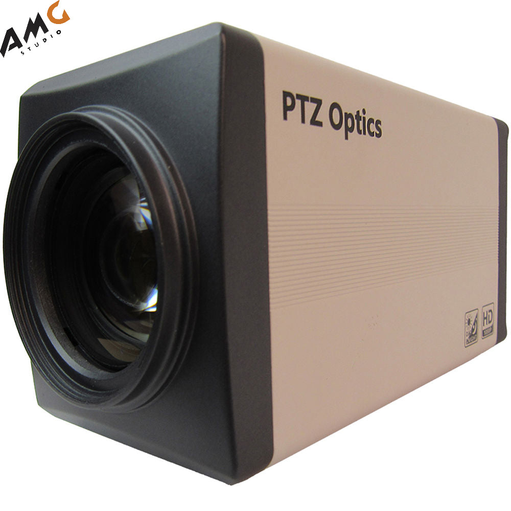 PTZOptics PT20X-ZCAM 2.07MP 1080p HD-SDI Box Conferencing Camera