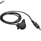 Azden EX-503L Omni-directional Lavalier Microphone with Locking 3.5 Connector - Studio AMG