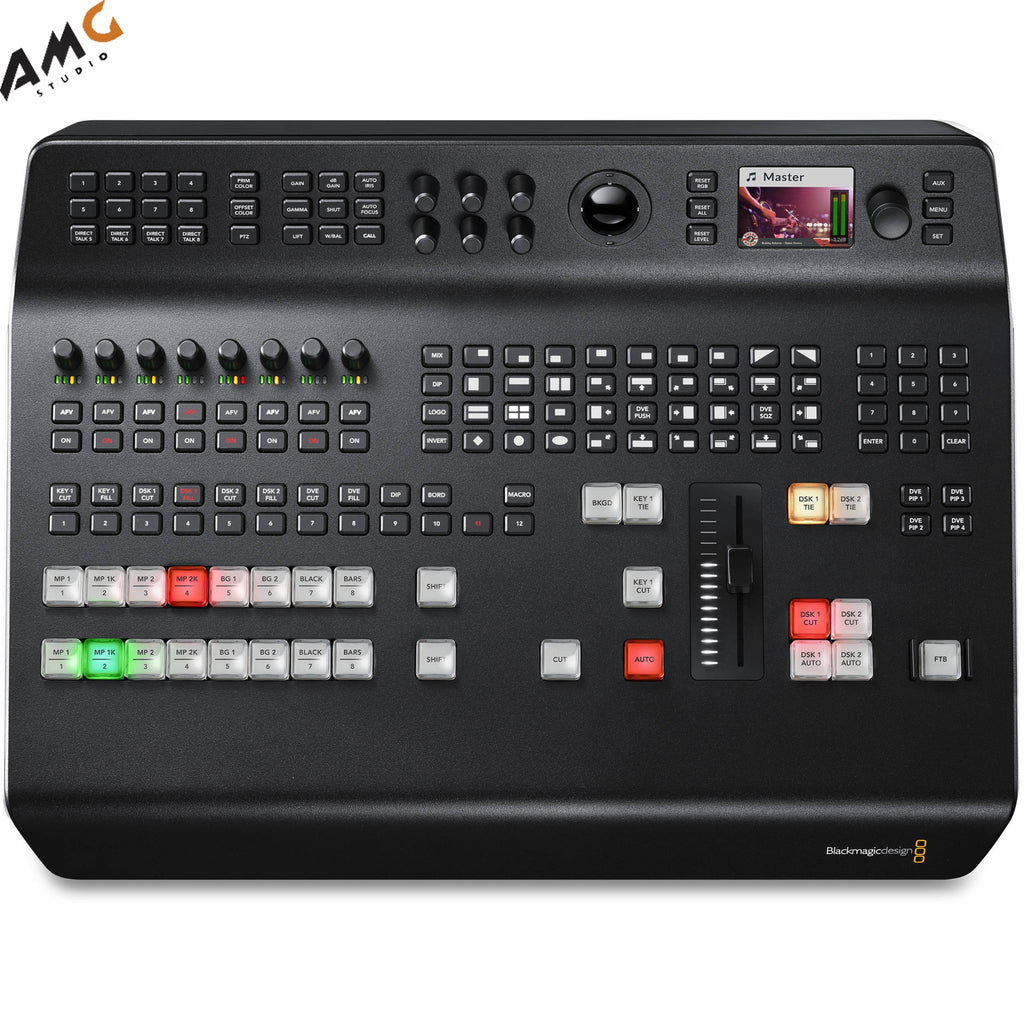 Blackmagic Design ATEM Television Studio Pro 4K Live Production Switcher SWATEMTVSTU/PRO4K