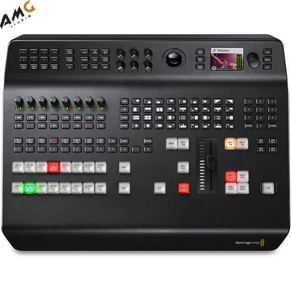 Blackmagic Design ATEM Television Studio Pro 4K Live Production Switcher SWATEMTVSTU/PRO4K - Studio AMG