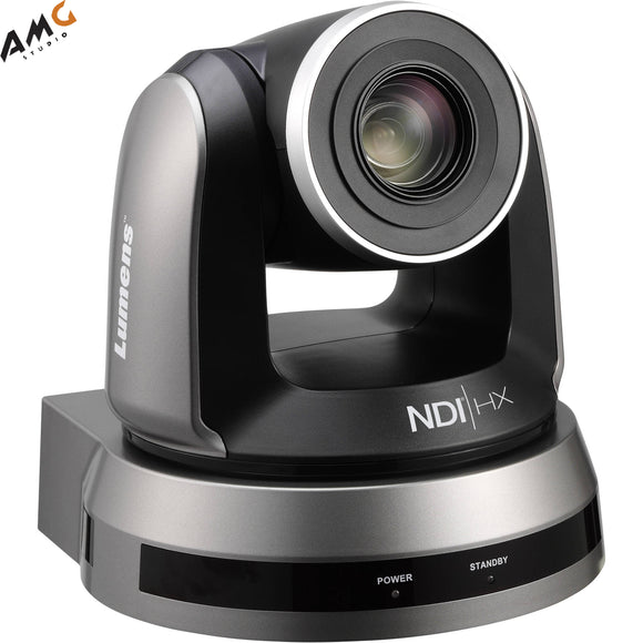 Lumens VC-A50PN 1080p 60 fps 20x Optical Zoom PTZ Network Camera (Black) - Studio AMG