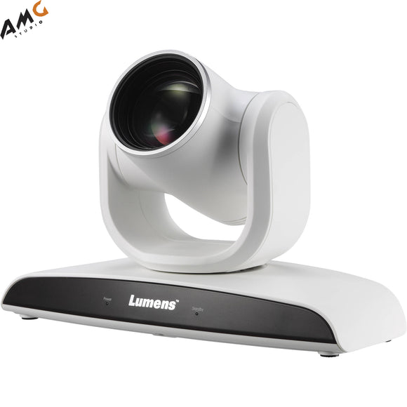 Lumens VC-B30U 2MP 12x Optical Zoom PTZ Camera 1080p 60fps (White) - Studio AMG