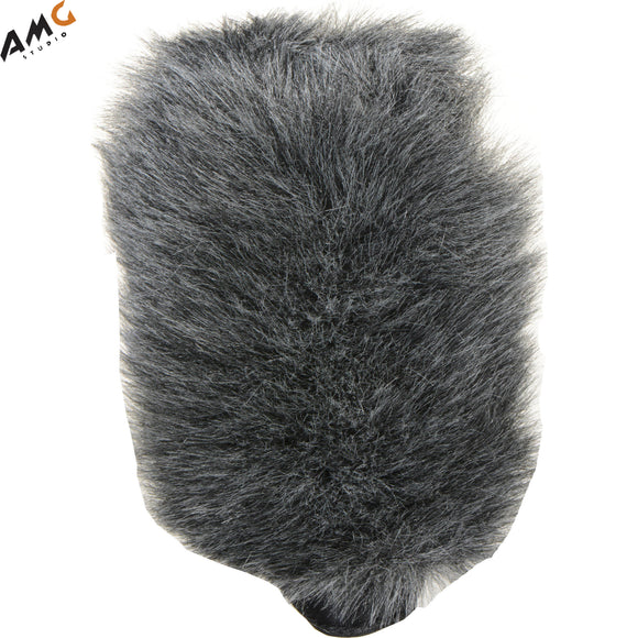 Azden SWS-10 Furry Windshield Cover for SMX-10 and SGM-990+i Microphones - Studio AMG
