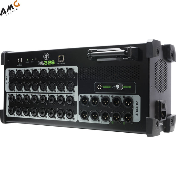 Mackie DL32S 32-Channel Wireless Digital Live Sound Mixer with Built-In Wi-Fi - Studio AMG